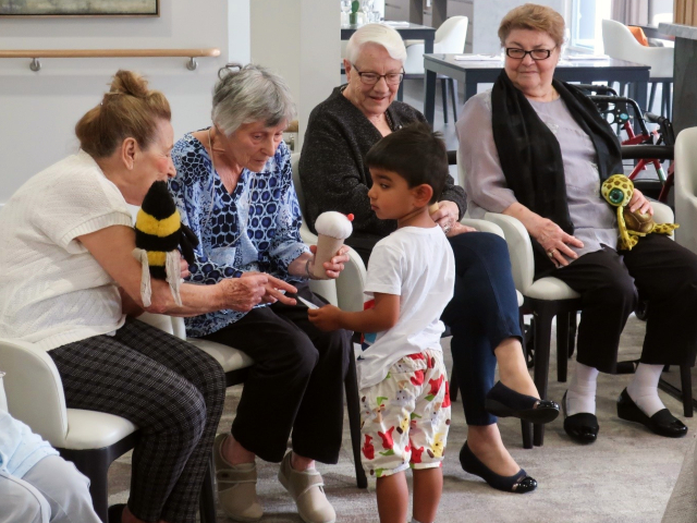Arcare Aged Care Templestowe Playing Pretend (1)