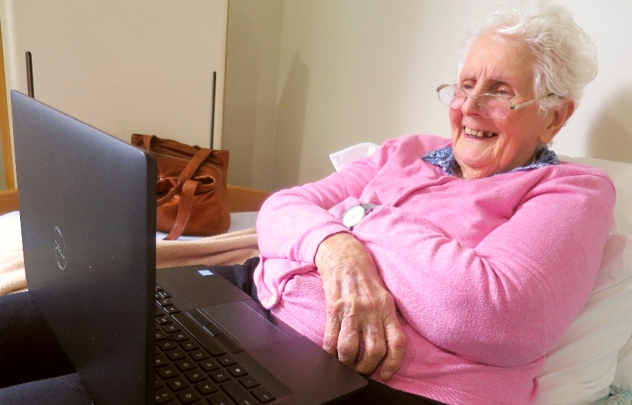 Arcare Aged Care Vic Video Chat