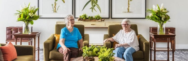 Aged care on the Gold Coast