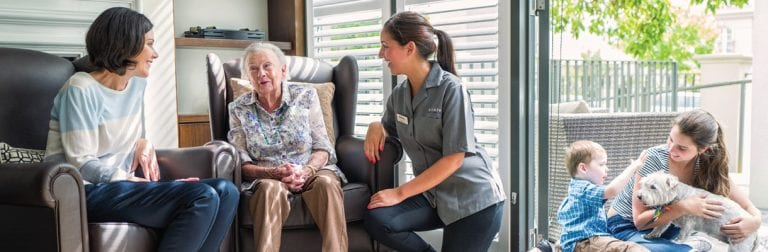 Aged care in South East Melbourne