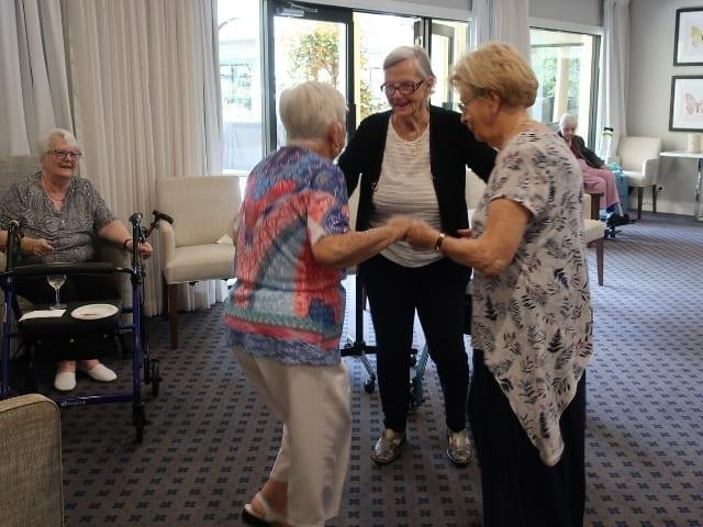 Arcare Sanctuary Manors Dancing3