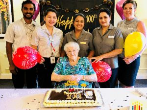 Arcare_Aged_Care_Sydenham_Marjories_100th