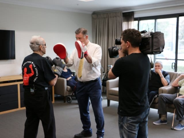 Arcare_Aged_Care_Craigieburn_Boxing_Group_2