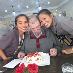 Arcare_Aged_Care_Cheltenham_Michaels_Birthday