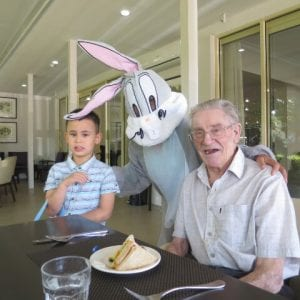 Arcare_Aged_Care_Cheltenham_Easter_Bunny