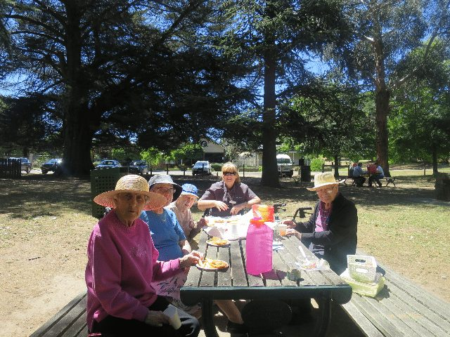 Arcare_Aged_Care_Hillside_Lunch_By_The_Lake