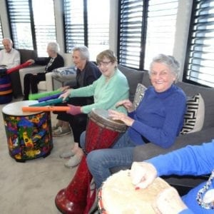 Arcare_Aged_Care_Parkview_Malvern_East_Tribal_Beats
