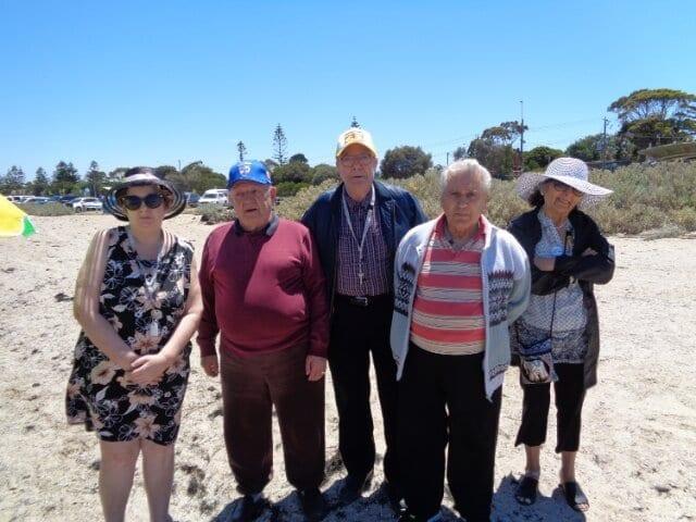 Arcare_Aged_Care_Burnside_Beach_Days