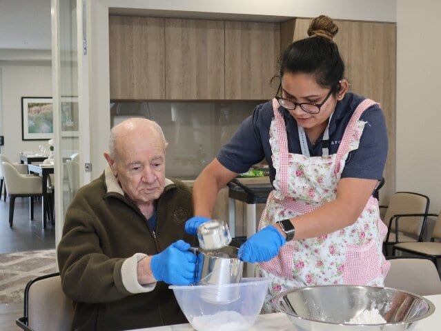 Arcare_Aged_Care_Templestowe_Cooking_Scones