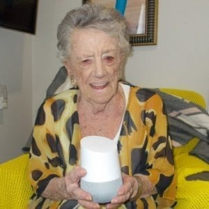 Arcare_Aged_Care_Epping_Marie's_Google_Home