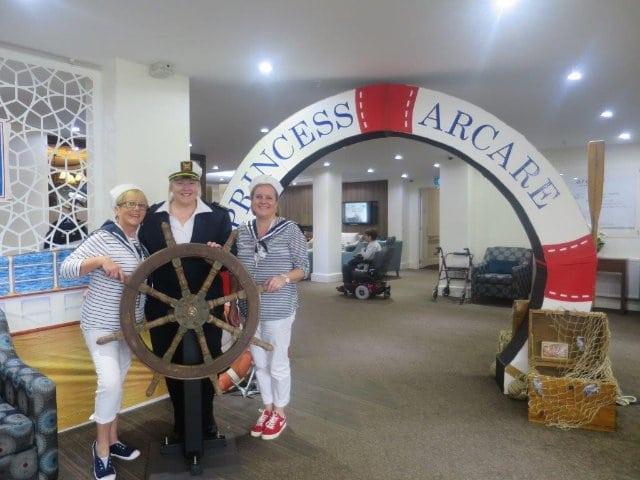 Arcare_Aged_Care_Caulfield_All_Aboard_Princess_Arcare
