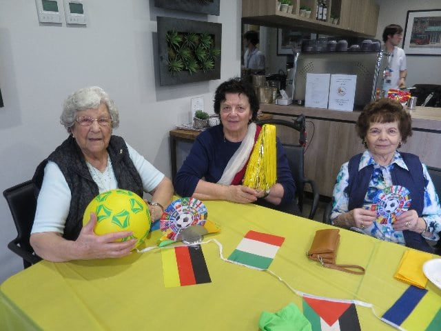 Arcare_Aged_Care_Keysborough_World_Cup_Fever