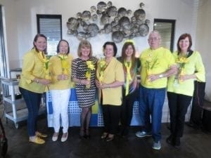 Arcare_Aged_Care_Keysborough_Daffodil_Day