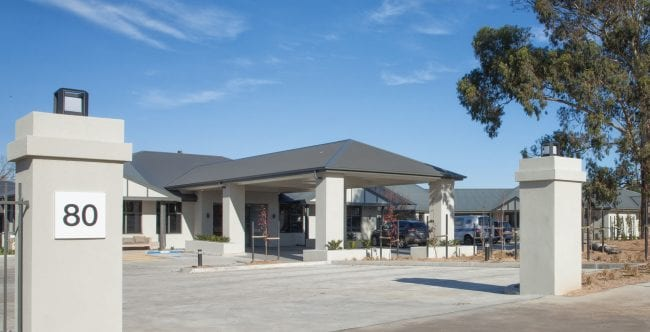 Arcare_Aged_Care_Portarlington_Exterior